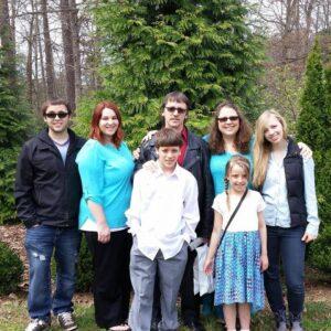 The Hommel Family
